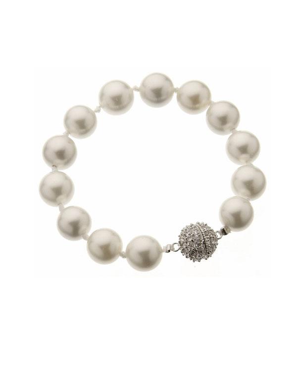 majestic pearl bracelet