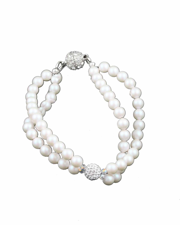 Chambord Swarovski bracelet