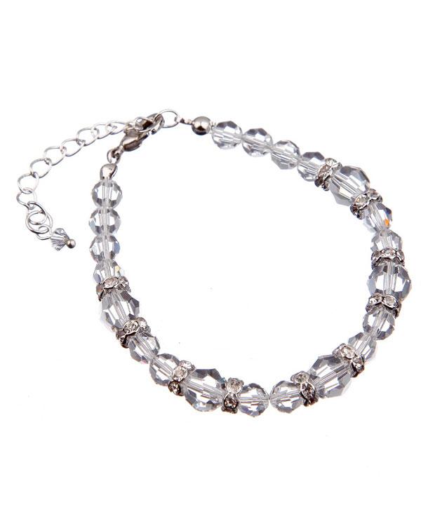 supreme swarovski bracelet
