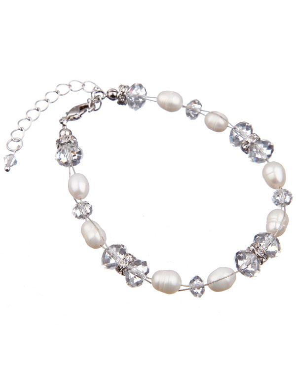 deluxe swarovski bracelet