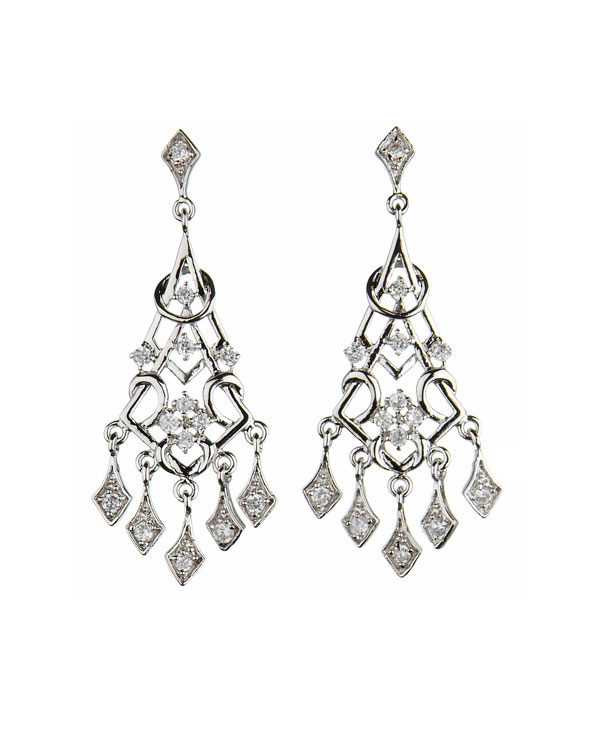 grand chandelier earrings