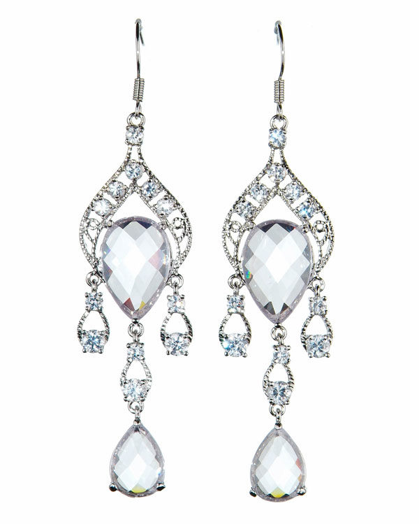 morroccan chandelier earrings