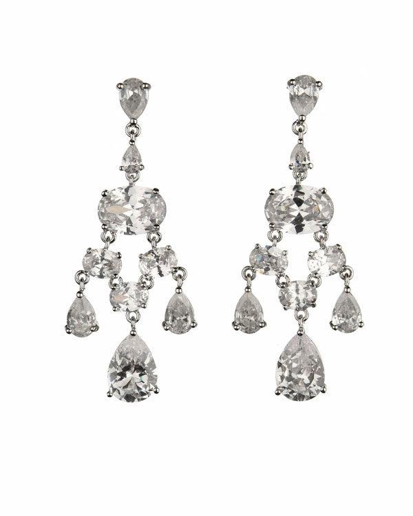 heirloom chandelier earrings