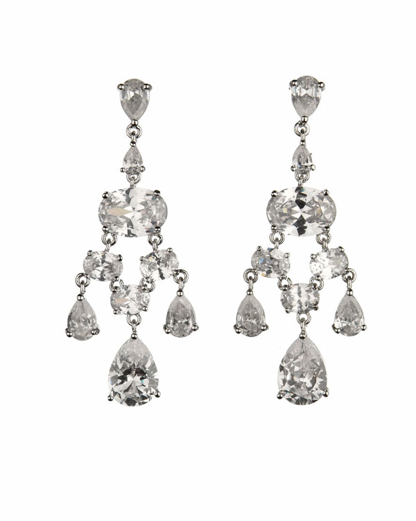 heirloom chandelier earrings