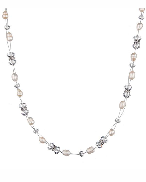 deluxe swarovski necklace