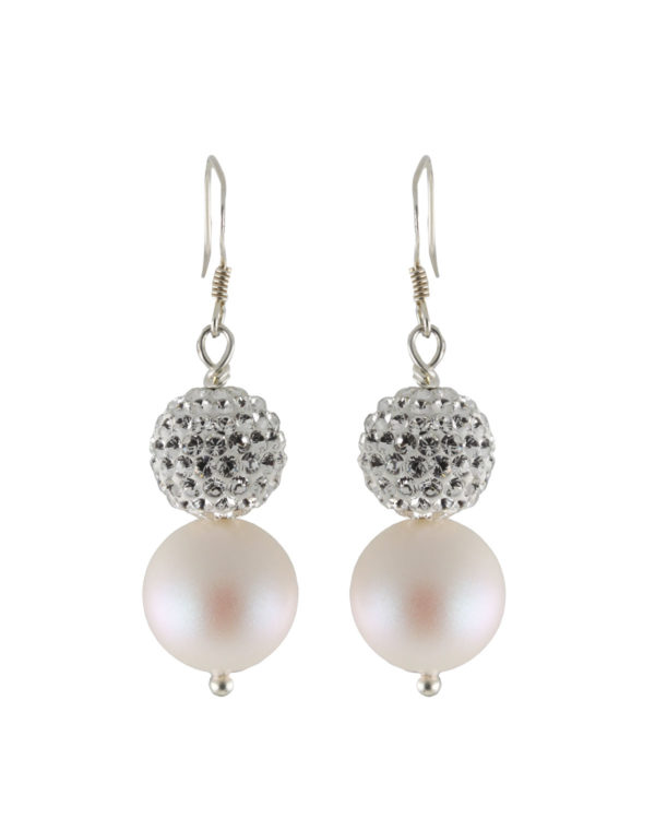 Chambord brides earrings