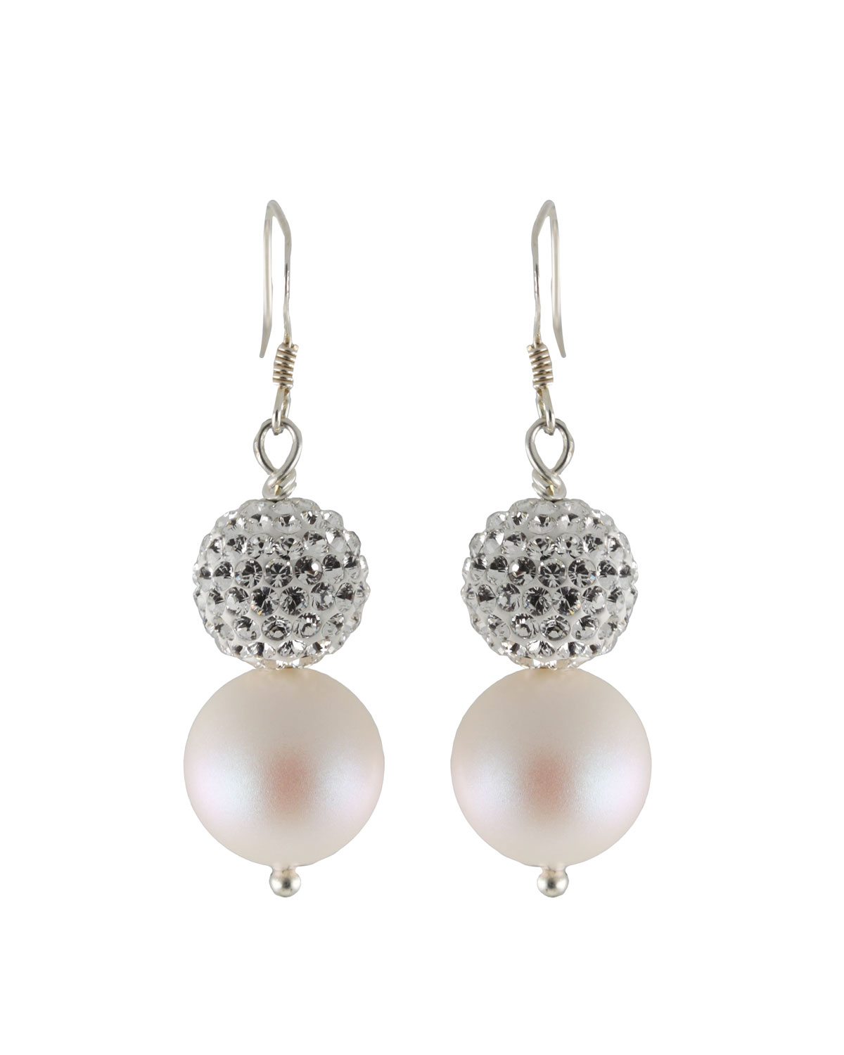 Chambord brides earrings