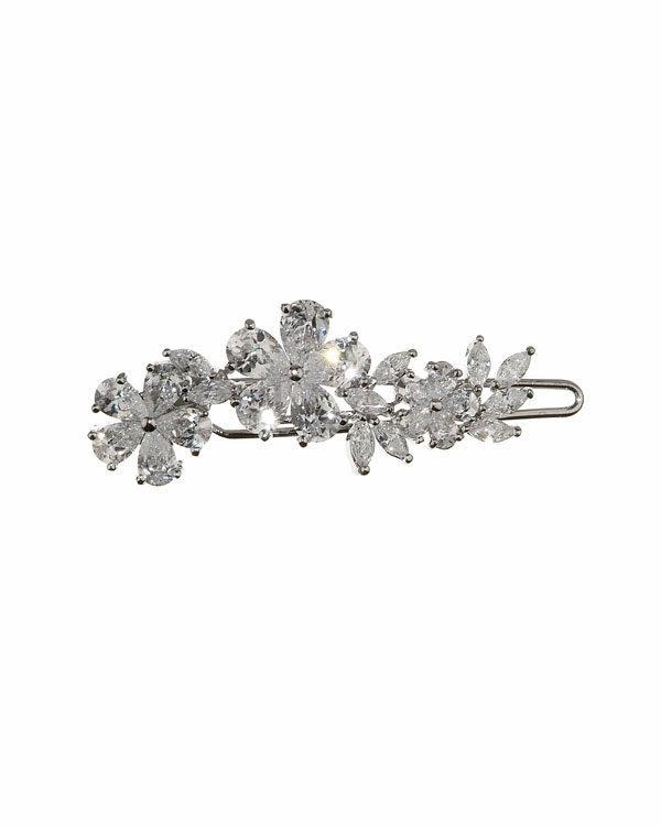 crystal garden hairclip
