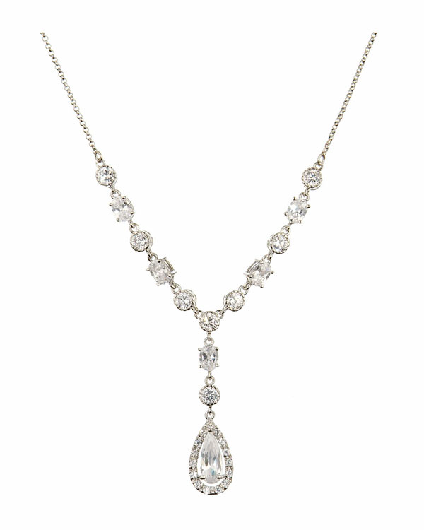 legacy teardrop necklace