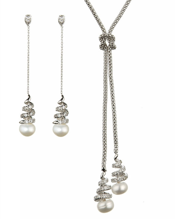 Athena Pearl Set