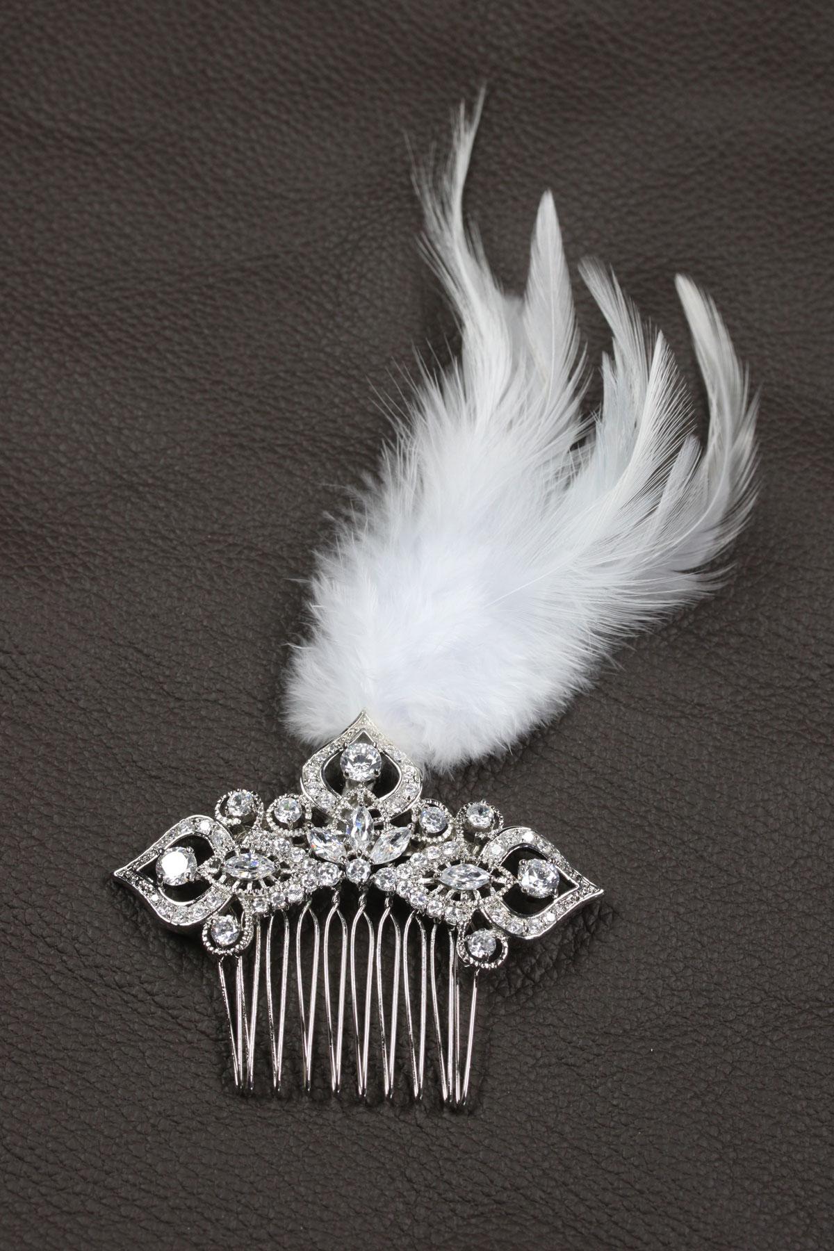 Taj hair comb